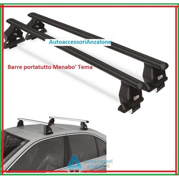 TEMA MENABO Barre PORTATUTTO Portapacchi per Yaris 5 Porte dal 2005 al 2011