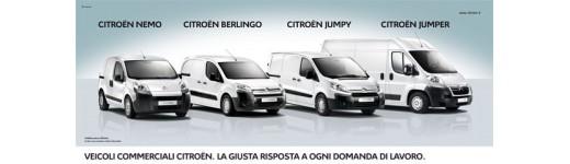 Citroen furgoni e veicoli commerciali