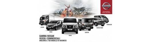 Nissan Furgoni e Camion