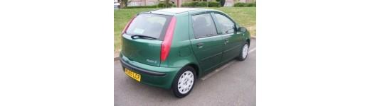 Fiat Punto II dal 1999