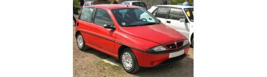 Lancia Y fino al 2002