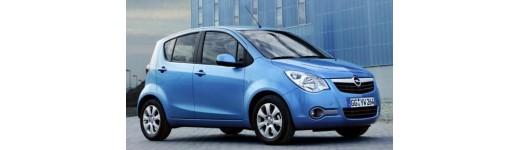 Opel Agila e Nuova Agila