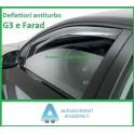 Deflettori d'aria Farad e G3